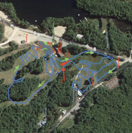 King Pine CX Course