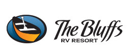 The Bluffs RV Resort logo