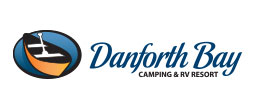 Danforth Bay Camping & RV Resort logo