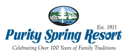 Purity Spring Resort logo