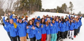King Pine Ski School Group Photo