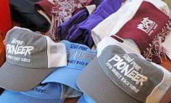 Pioneer Race Series hats