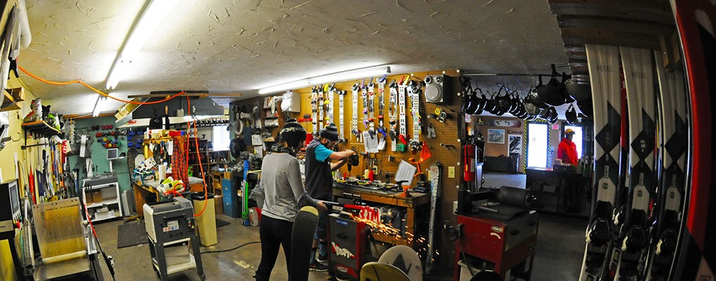 Tune Shop at King Pine
