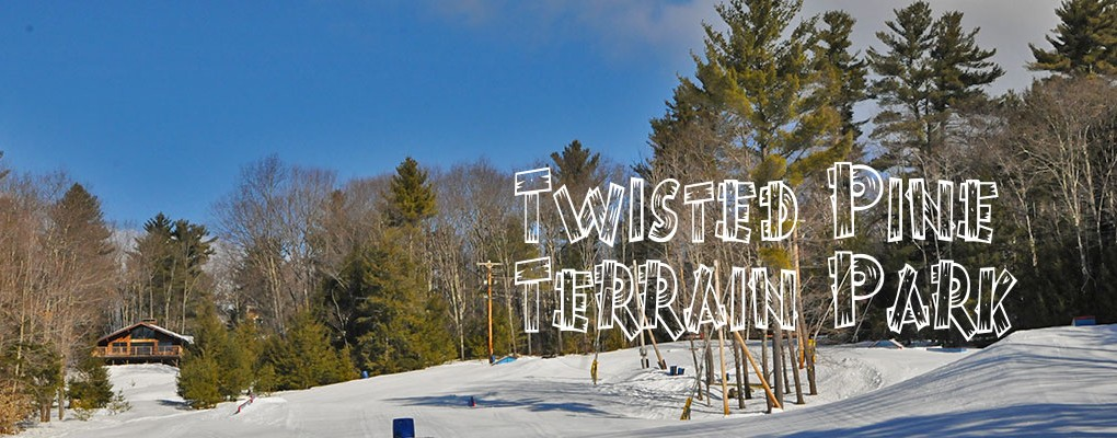 Twisted Pine Terrain Park