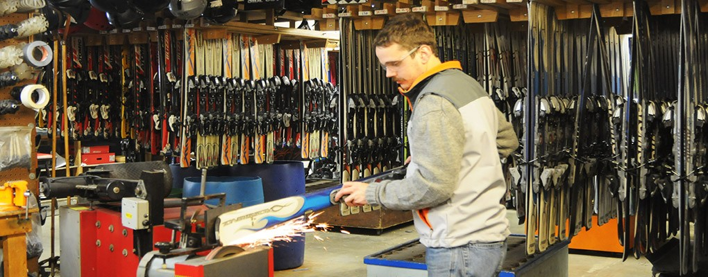 Ski Tuning & Stone Grinding Services