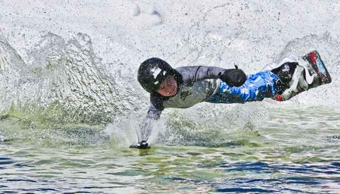 Pond Skim Shredder