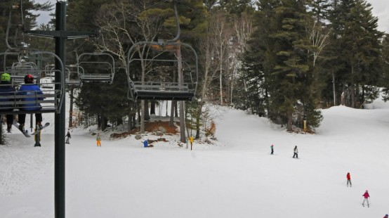 King Pine First To Be 100 Open With All Lifts Trails And